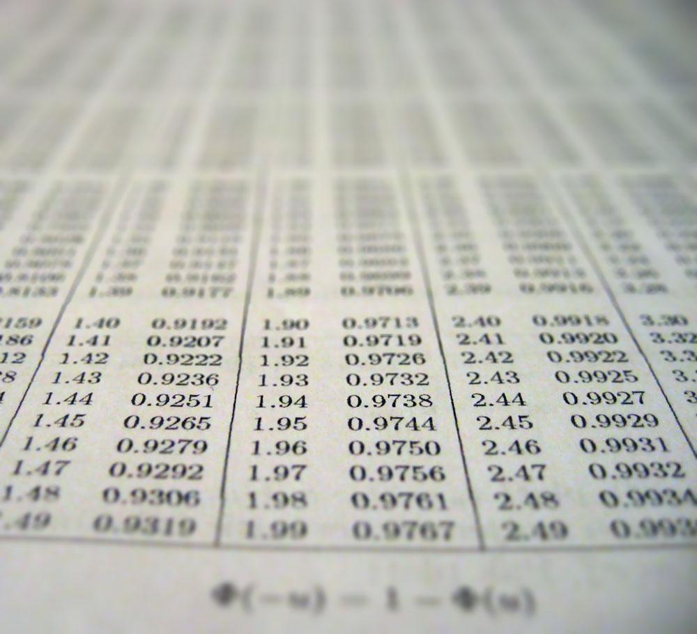 有意差 、 p値 (p<0.05) 統計学用語の意味は?薬の臨床試験の結果で見る言葉を理解しよう!
